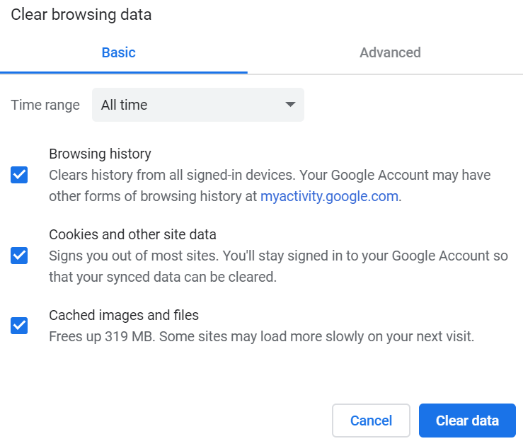 How to Clear Browser Cookies