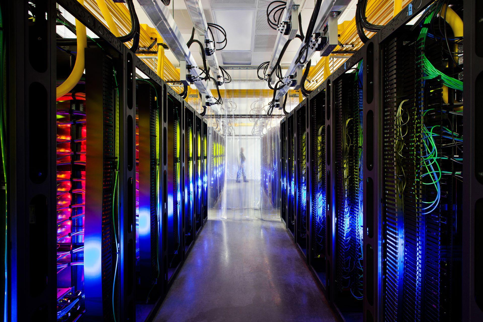 Blog 30 - Google Data Centres