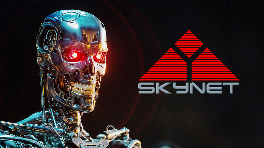 Image result for skynet terminator