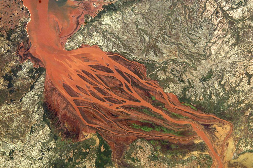 Global Forest Watch - Madagascar soil erosion