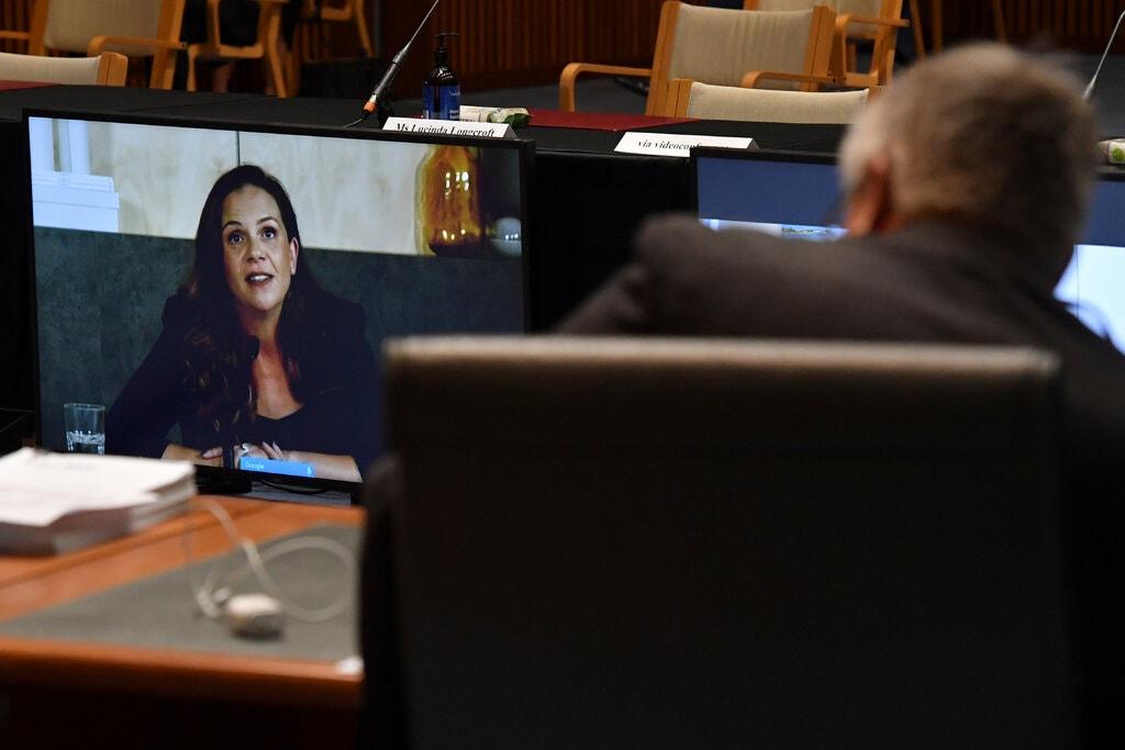 Melanie Silva, the managing director of Google Australia and New Zealand